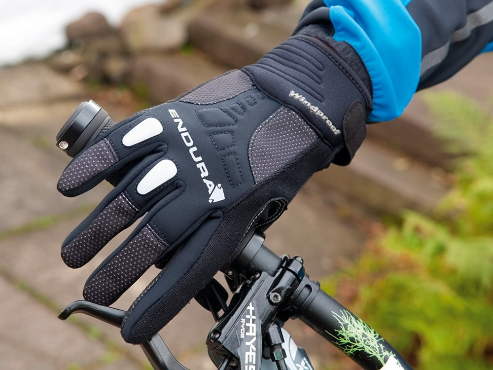 Endura Dexter Windproof winter gloves