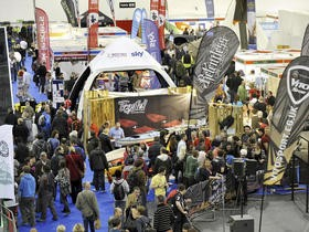 The London Bike Show returns to the ExCel centre from 12-15 January