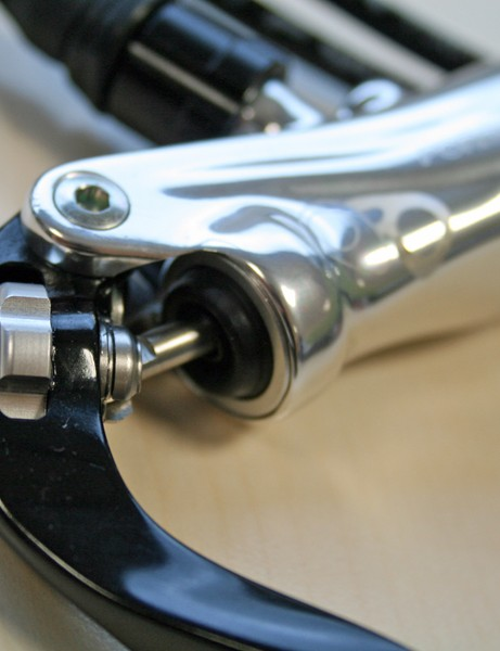 New for 2012 are tool-free reach and pad contact adjusters