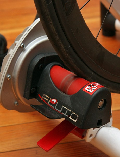 The Elastogel roller delivers on its promise of an ultra-quiet ride