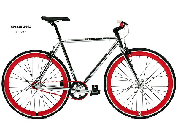 Create update the colours of their bikes twice a year to help freshen up the range