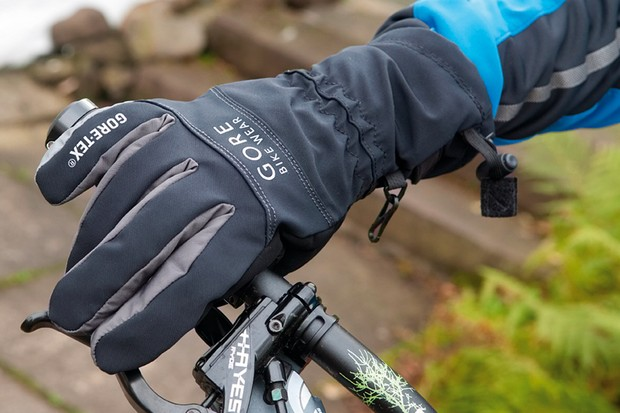 Gore Bike Wear Cross winter gloves