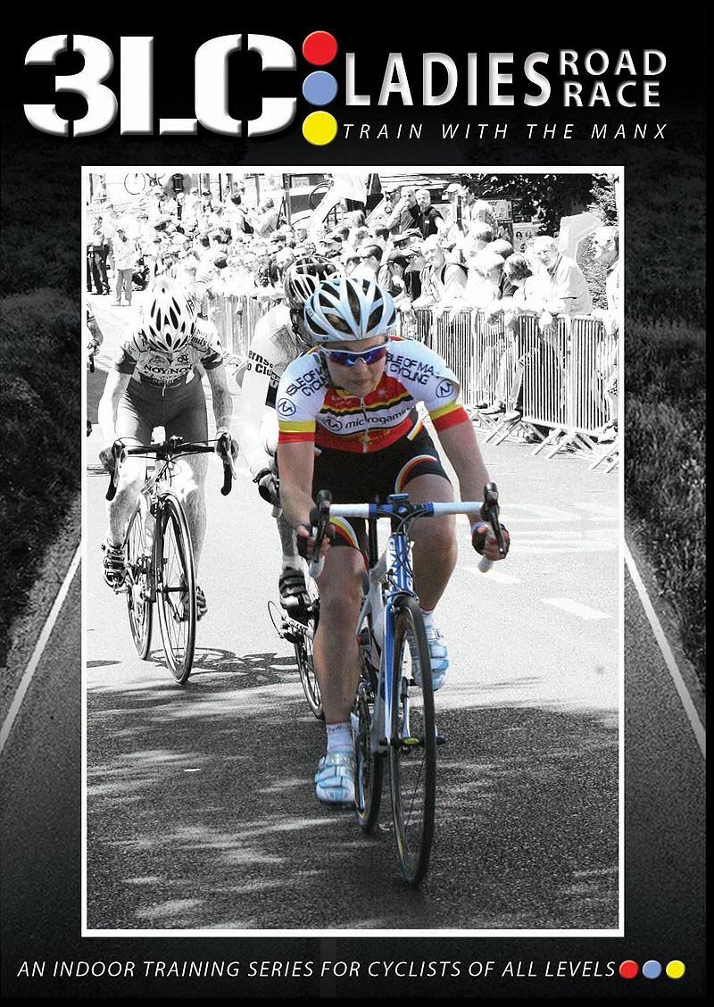 3LC Ladies Road Race DVD