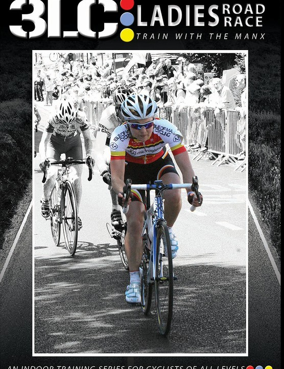 3LC Ladies Road Race DVD