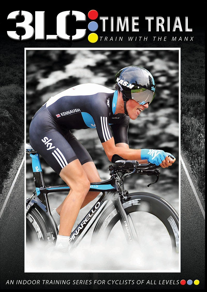 3LC Time Trial DVD