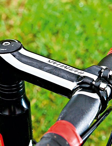 Specialized's clever stem offers adjustable angles