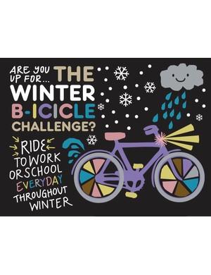 Lane Change's Winter B-icicle Challenge