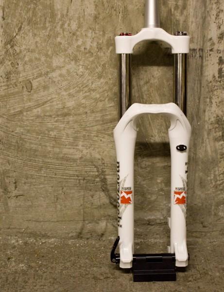 Marzocchi 55 RC3 EVO Titanium