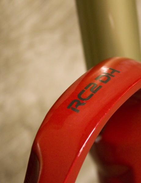 RockShox Lyrik RC2 DH Solo Air