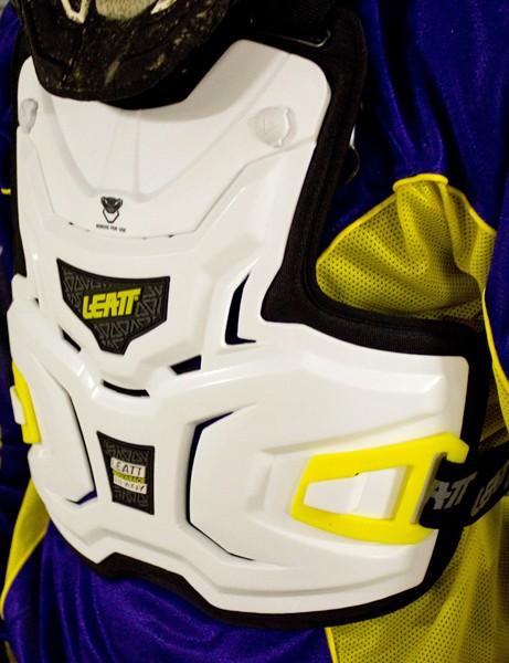 Leatt Body Vest Adventure Lite