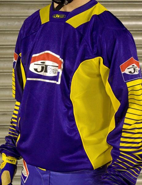 JT Racing Pro-Tour jersey