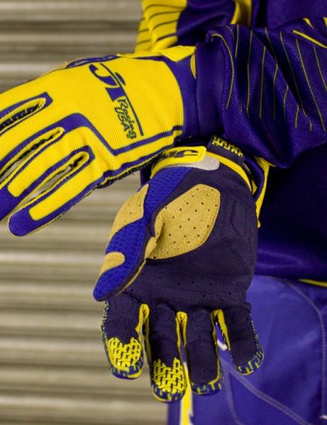 JT Racing Flex Feel Performance gloves