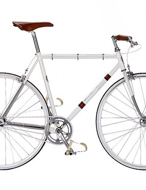 The single-speed option from the Bianchi by Gucci range