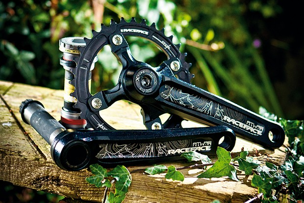 Race Face Atlas FR single crankset