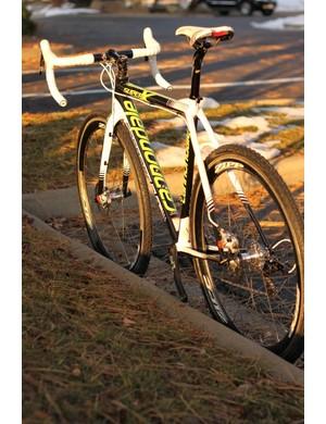 Disc brakes offer better braking...