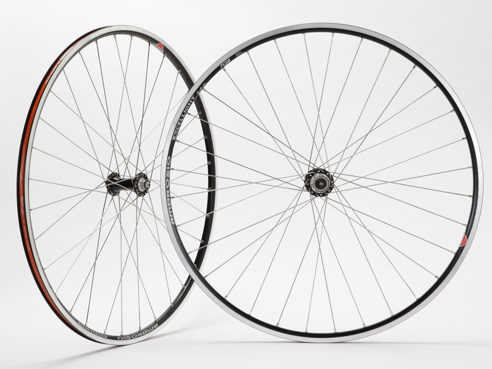 Paul Hewitt Miche Primato / Ambrosio Excellight road wheelset
