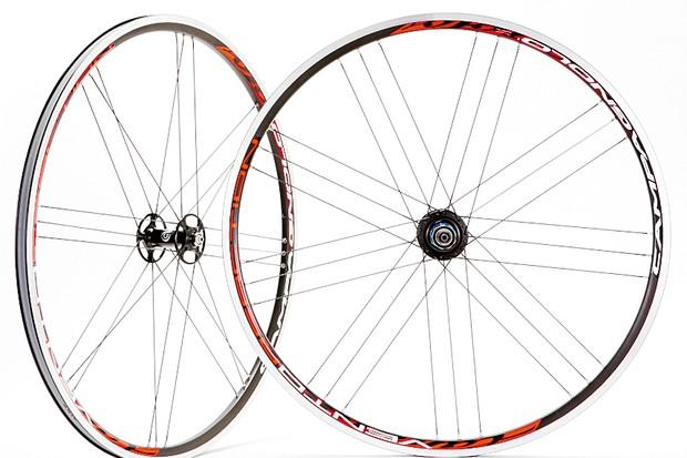 Campagnolo Vento Reaction road wheelset