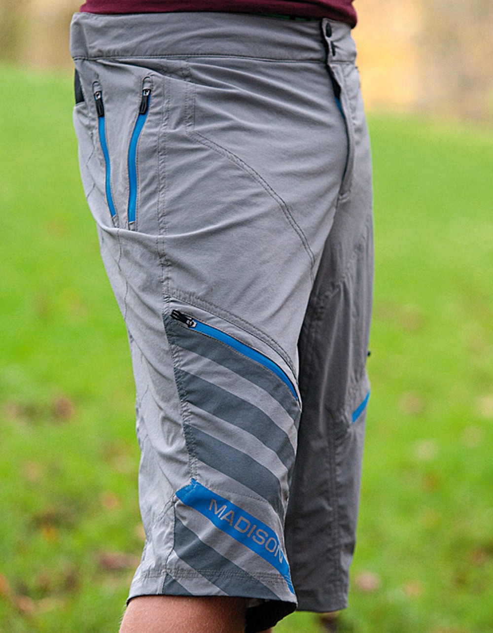 Madison Flux Deluxe AM shorts