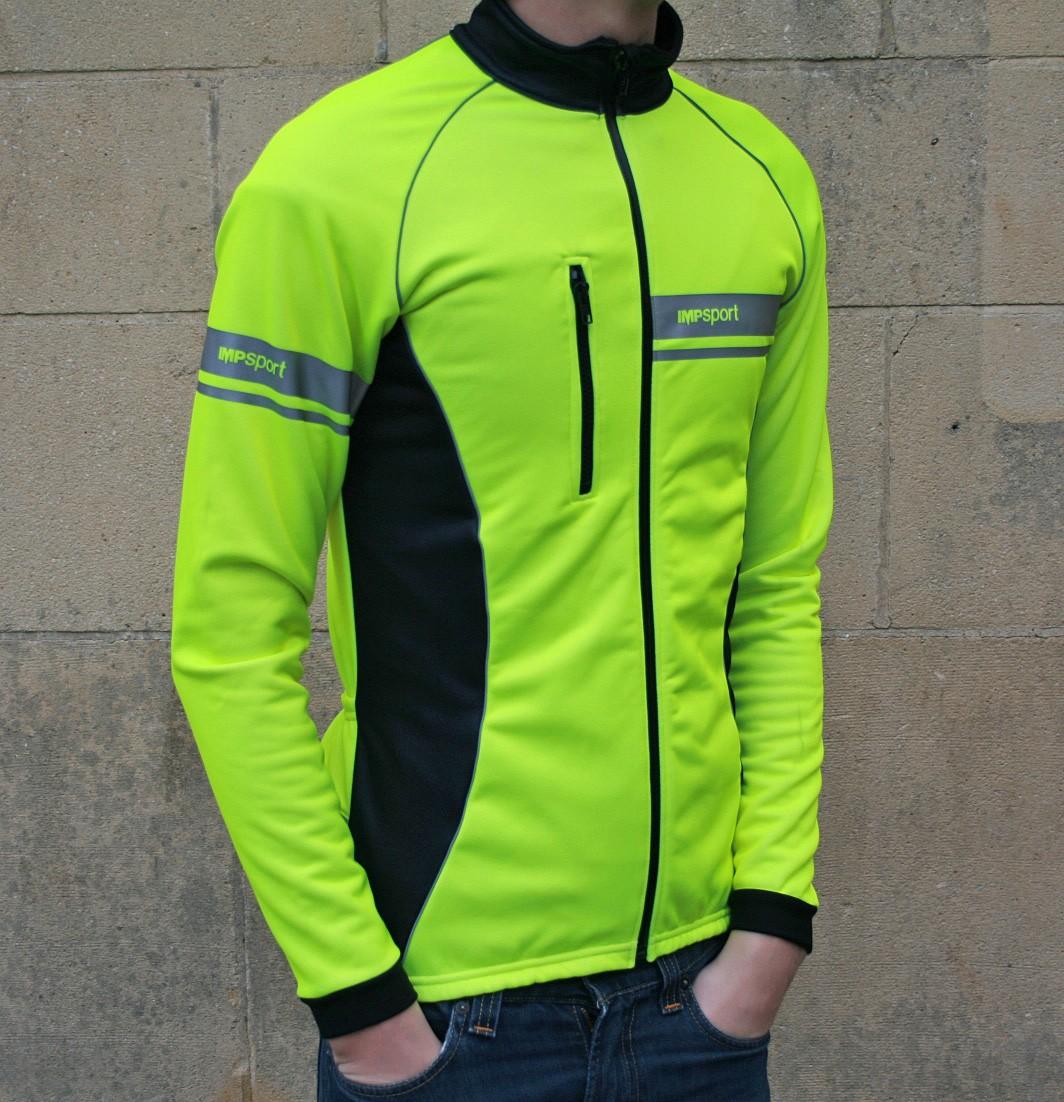 Impsport Hi-visibilty winter jacket