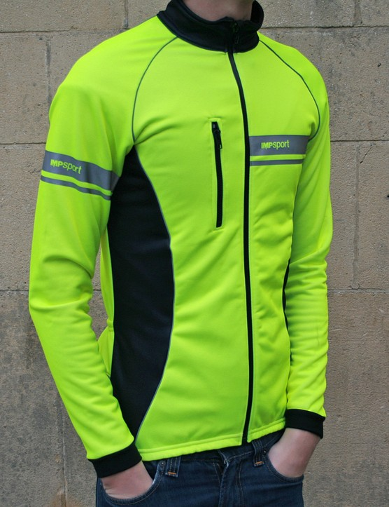 Impsport Hi-visibilty winter jacket