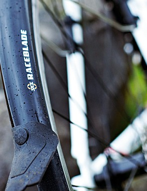 Clip-on guards aren't included but kit and ride quality still make the Vitus top value