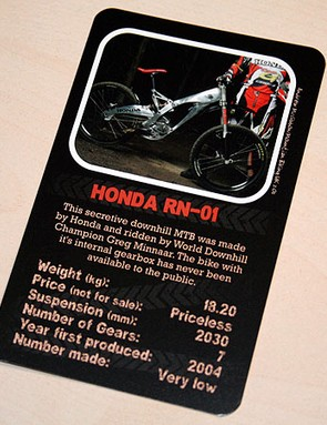 Rough Ride Guide's Bike Trumps
