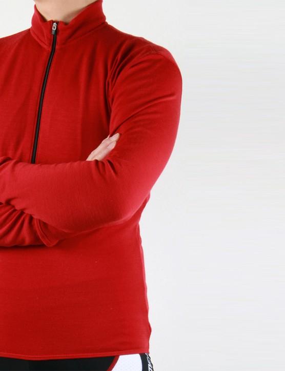 Wabi Woolens' new Sport Series jerseys feature a more refined fit than earlier Adventure Series models plus a sleeker all-wool fabric