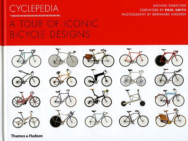 Cyclepedia, by Michael Embacher