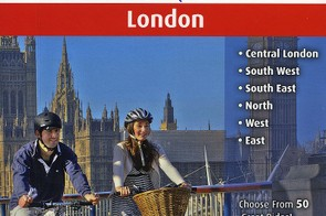 Where to ride - London, by Nick Woodford