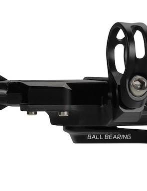 SRAM's new ball bearing equipped X9 shifter