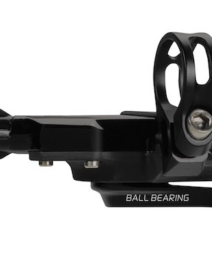 SRAM's new ball bearing equipped X9 shifter