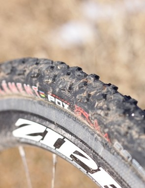 The PDX is a mud tire through and through, at the right pressure it deals well with all types