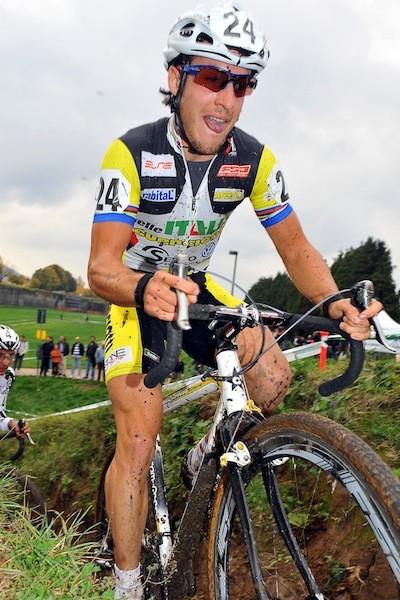 Current Selle Italia-Guerciotti team rider Elia Silvestri