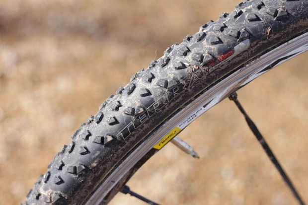 Specialized's Terra mud tire