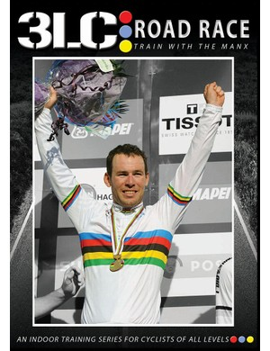 The road race DVD is one of five training sessions from 3LC
