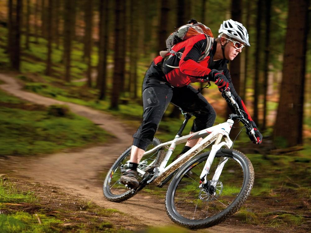 Revolution Triad Zero: Spirited descender and capable all-round trail bike
