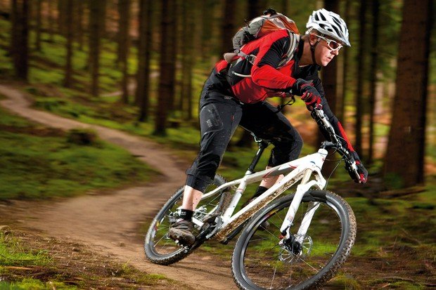 Revolution Triad Zero: Spirited descender and capable all-round trail bike