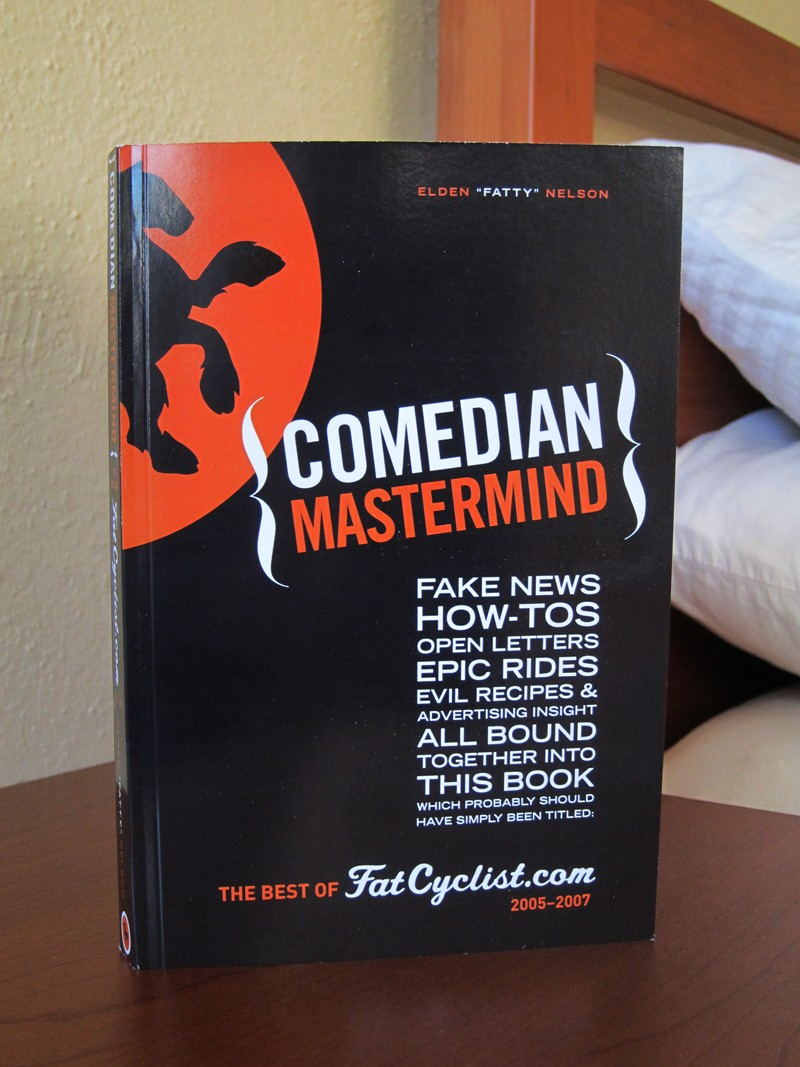 Comedian Mastermind, by Elden Nelson