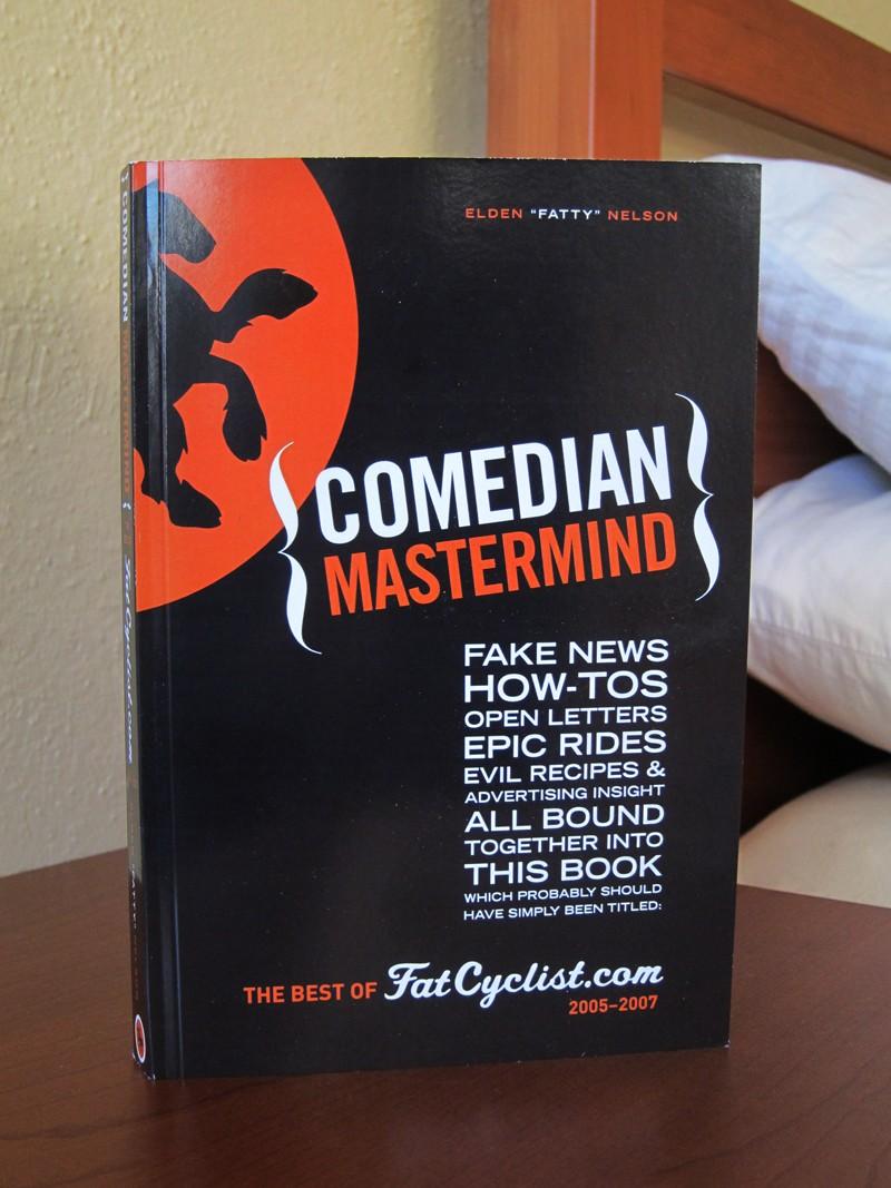 Comedian Mastermind, by Elden Nelson