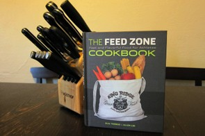 The Feed Zone Cookbook, by Biju Thomas and Allen Lim