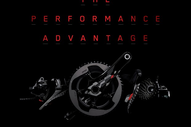 SRAM recently released this teaser photo of its upcoming Red group revamp. Tech details are scant at first - unless you look a little closer