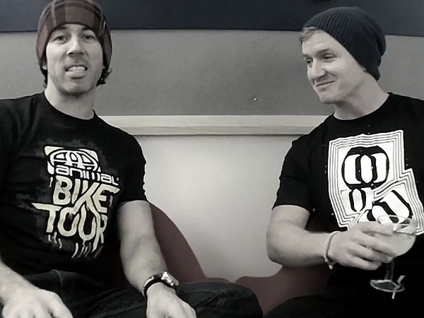 Ashton and Samson will return with the tour in 2012