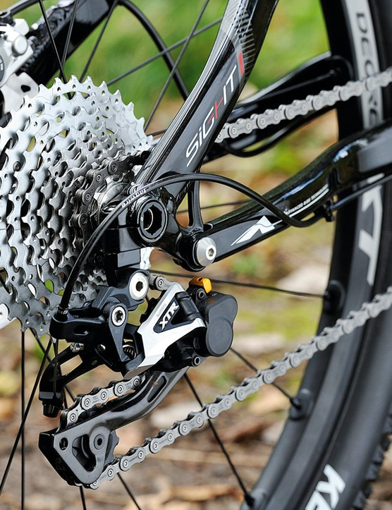 New Shimano XTR 'clutch' derailleur makes mech bounce a thing of  the past