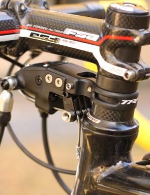 TRP's hybrid-hydraulic disc brake system