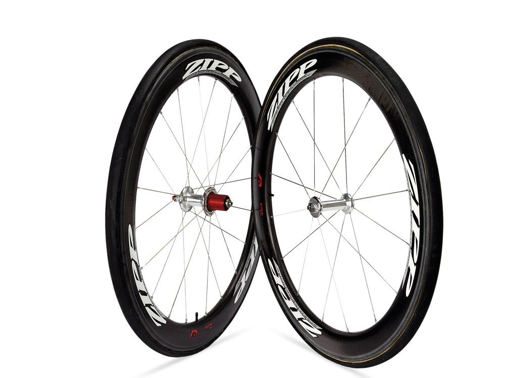 Zipp 404 Firecrest tubular wheelset