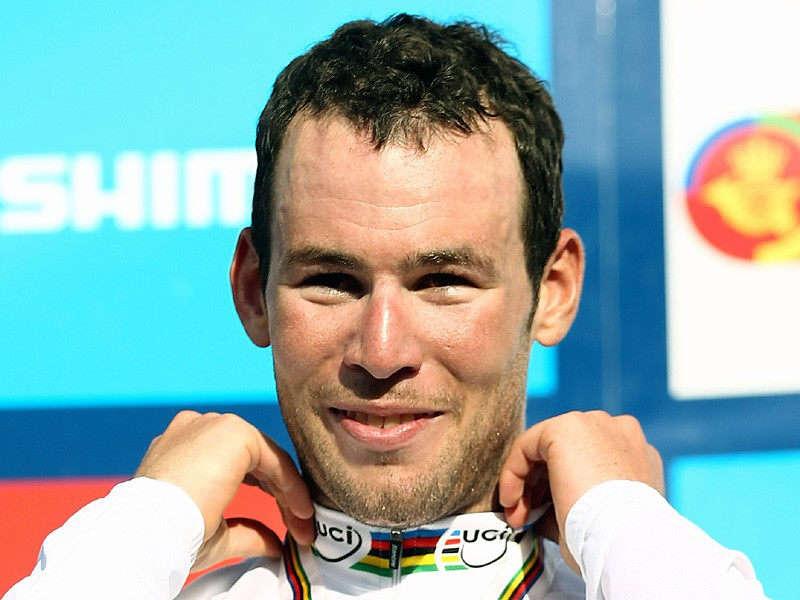 Mark Cavendish was crowned BBC Sports Personality of the Year for 2011