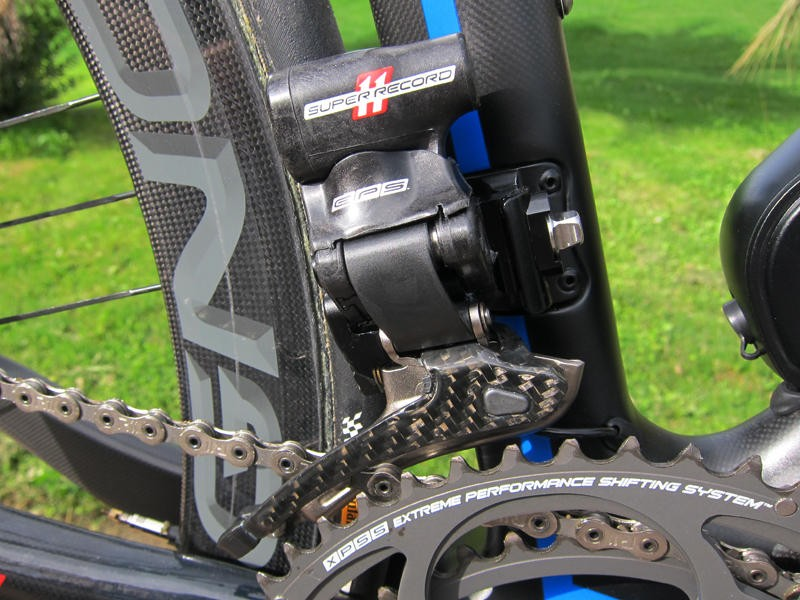 Campagnolo's EPS groupset should surface very soon