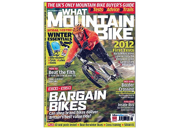 Issue 130 of What Mountain Bike is on sale now