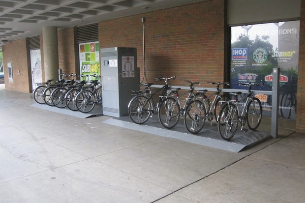 University of Tennessee at Knoxville's CycleShare