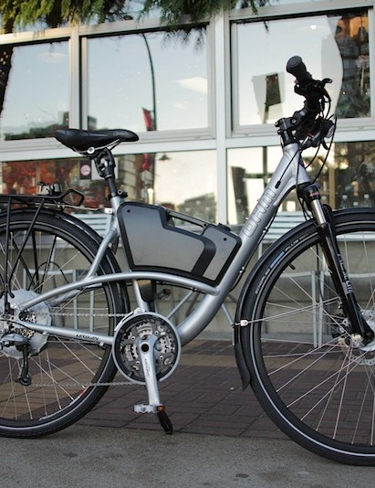 OHM Cycles' XU700 out on the town